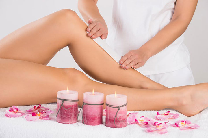 Wax Hair Removal